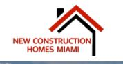 New Construction Homes Miami