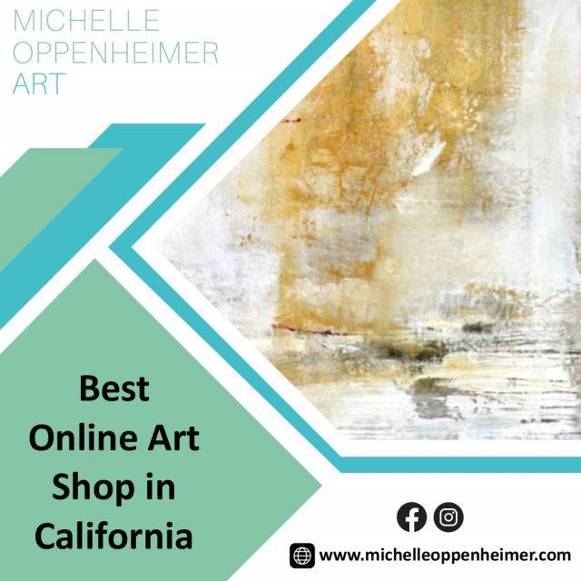 Best Online Art Shop in California