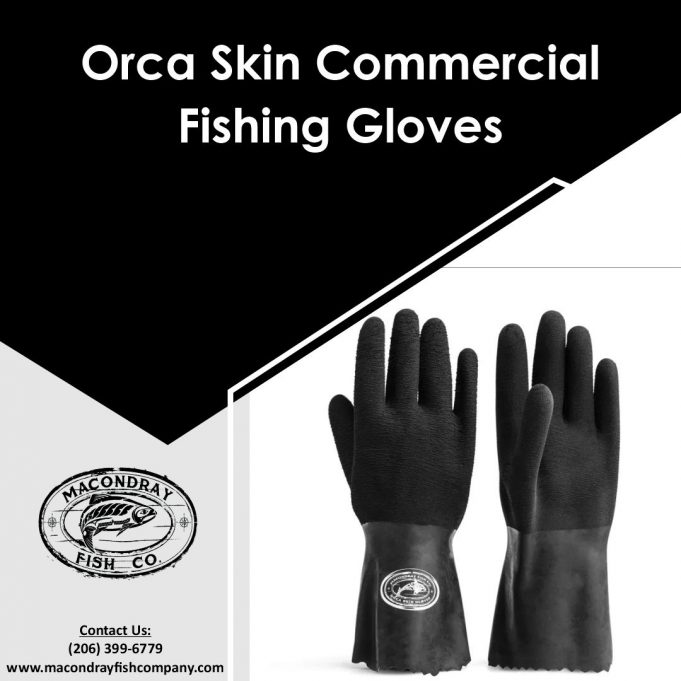 Orca Skin Rubber Gloves