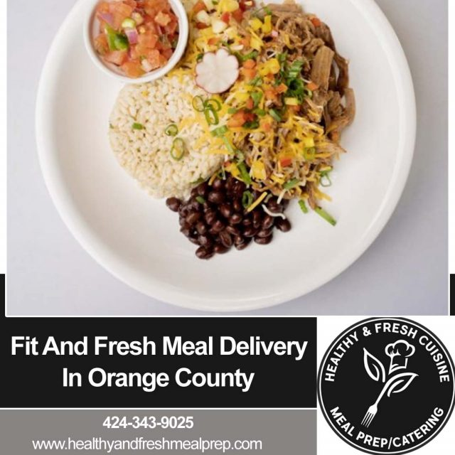 fit and fresh meal delivery in orange county