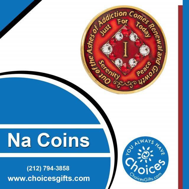 One year NA coin