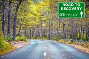 road-to-recovery-road-sign