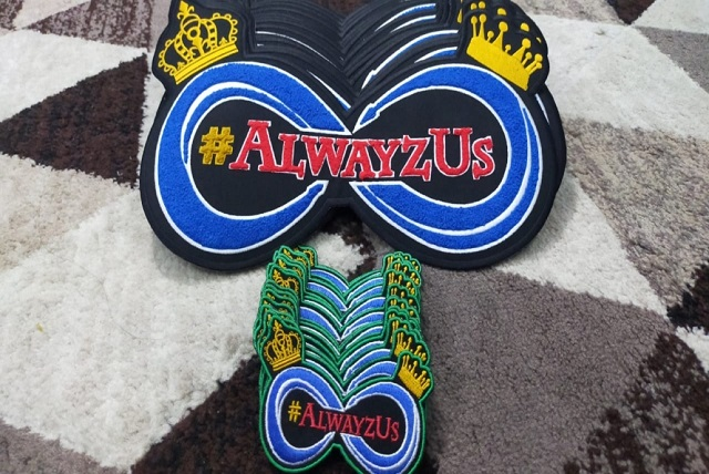 Quality customized patches