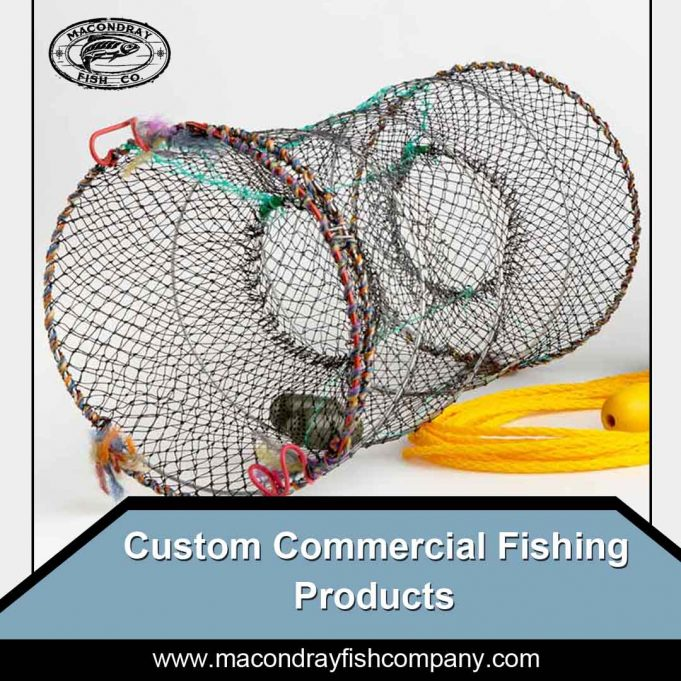 Durable Commercial Fishing Products