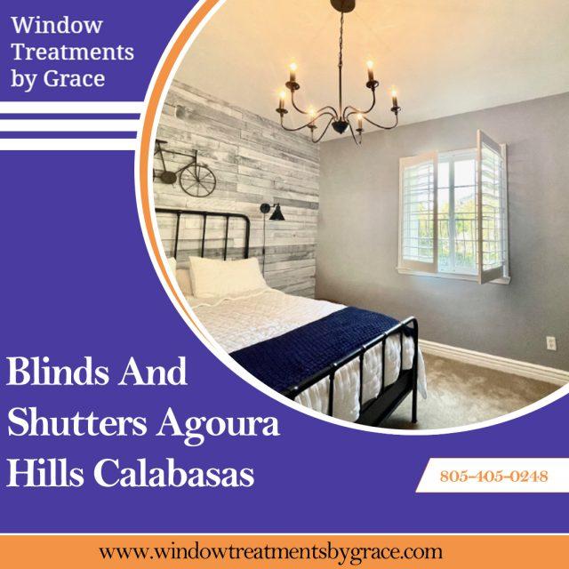 Blinds And Shutters Agoura Hills Calabasas