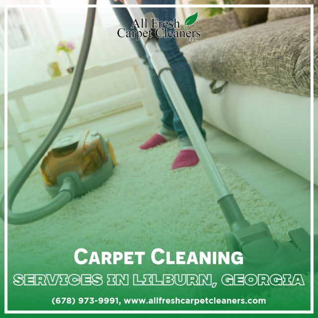 CARPET CLEANING SERVICES IN LIBURN, GEORGIA