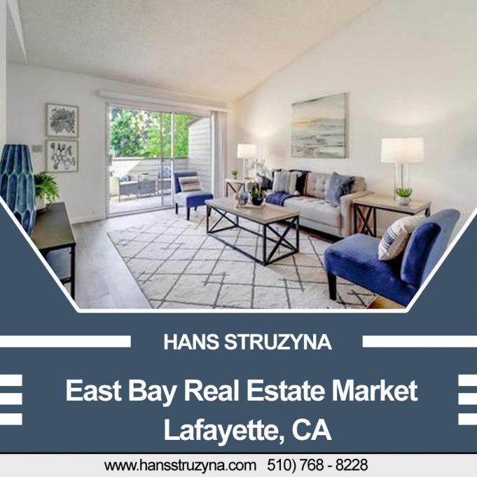 East Bay Real Estate Market Lafayette CA