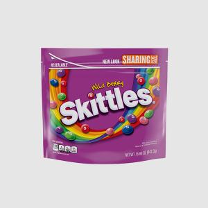 Sour skittles wild berry