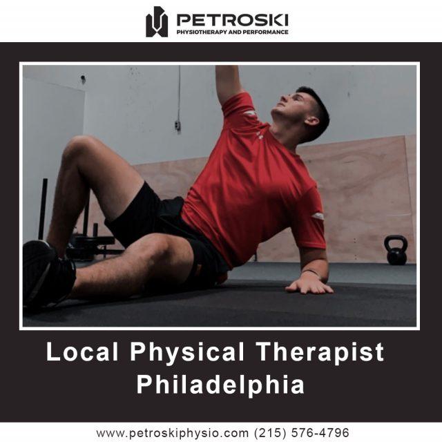 LOCAL PHYSICAL Therapist Philadelphia